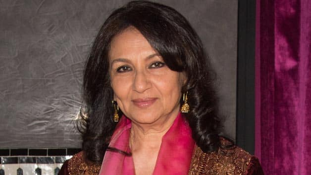 Sharmila Tagore © Getty Images