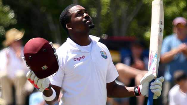 Darren Bravo scored a century against New Zealand in the second Test at Trinidad © Getty Images (File Photo)