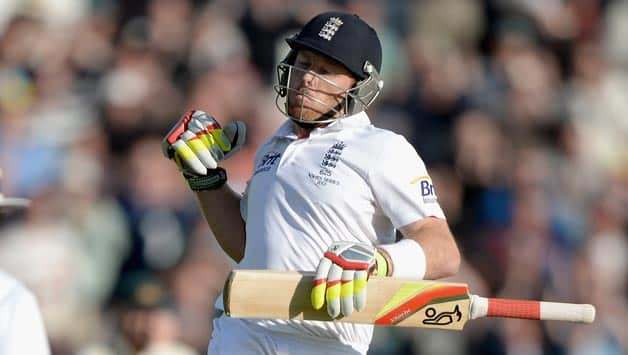 Ian Bell was named England Cricketer of the Year © Getty Images