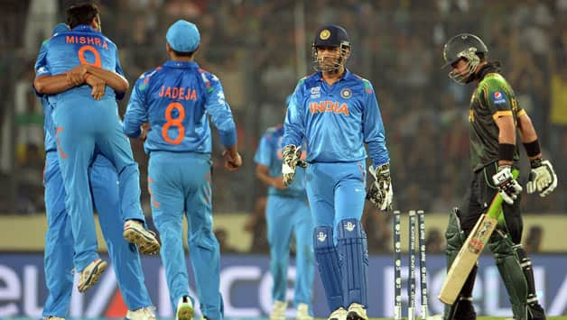 India and Pakistan will play five series over the course of six years © AFP (File Photo)