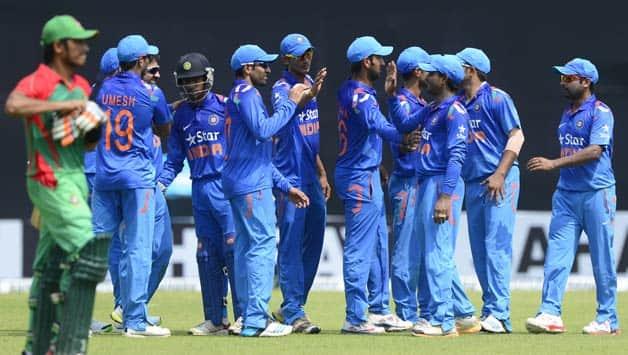 India vs Bangladesh 3rd ODI at Dhaka, Live Scorecard