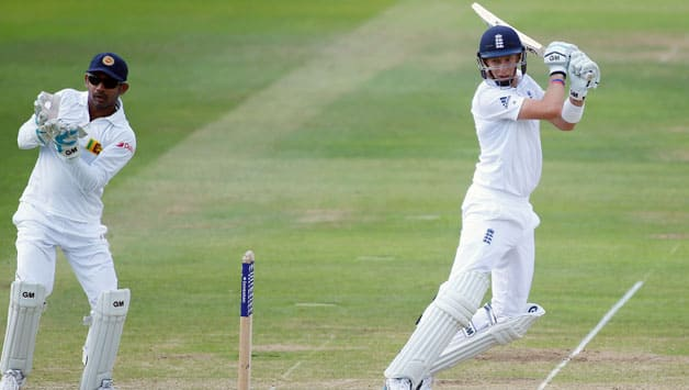 Joe Root was in good touch for England © Getty Images