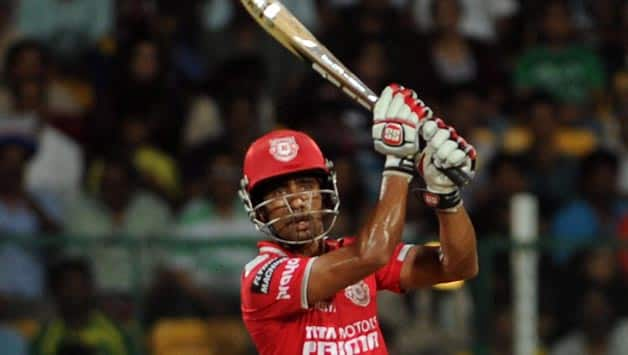 India have to utilise Wriddhiman Saha's (above) potential as they need a sound backup to MS Dhoni © IANS