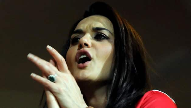 Preity Zinta was allegedly sexually assaulted by here former boyfriend, Ness Wadia © IANS (File Photo)