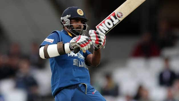 Lahiru Thirimanne will be the acting captain in place of the injured Angelo Mathews © Getty Images