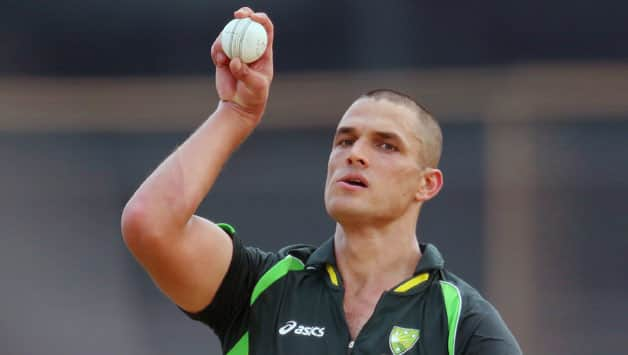 Nathan Coulter-Nile underwent a hamstring surgery in Melbourne © Getty Images
