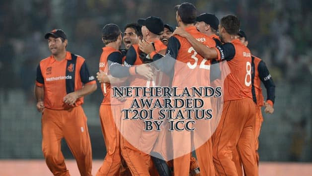 Netherlands get boost of T20I status after missing out on 2015 World Cup