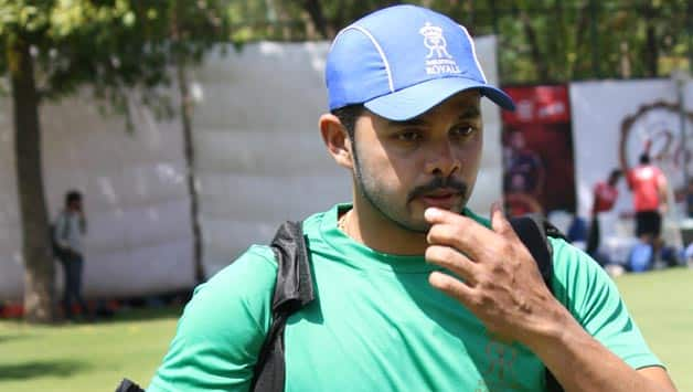 S Sreesanth is currently facing a life ban due to involvement in spot fixing in IPL 2013 © IANS