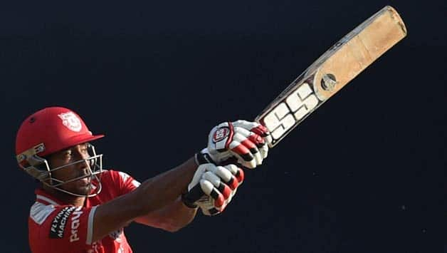 Wriddhiman Saha was in superb touch for Kings XI Punjab against Kolkata Knight Riders in IPL 7 final © PTI (File Photo)
