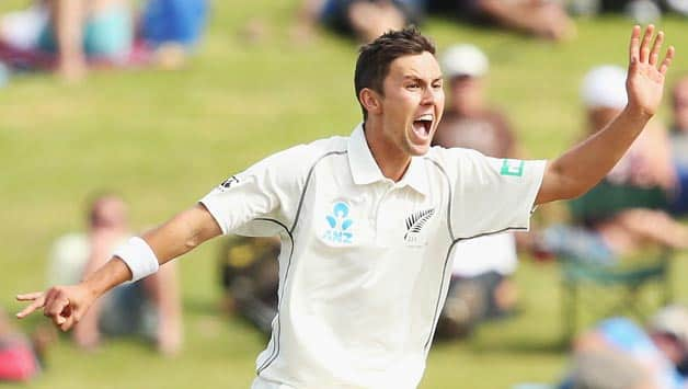 Trent Boult is a key player for New Zealand © Getty Images
