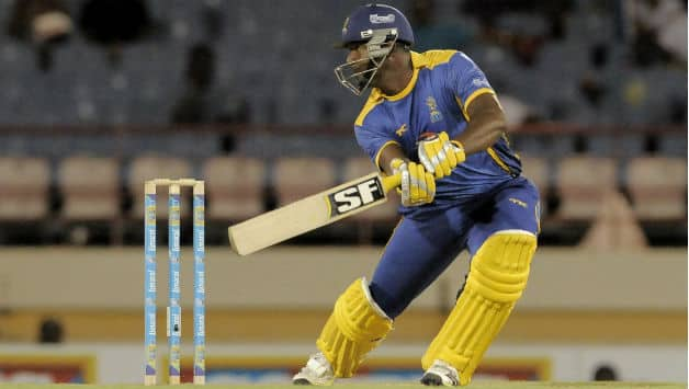 Dwayne Smith's hundred was not enough for the Tridents © Getty Image (File Photo)