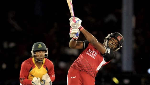 Darren Bravo (above) remained unbeaten along with Kevin O'Brien © Getty Images (File Photo)