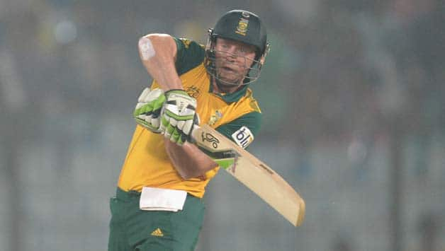 AB de Villiers will be a key batsman in the contest © Getty Images