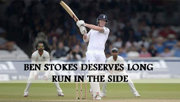 Ben Stokes (batting in picture) has struggled for form in recent times © Getty Images