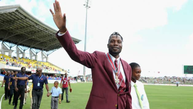 Curtly Ambrose wants to see exciting Test matches © Getty Image