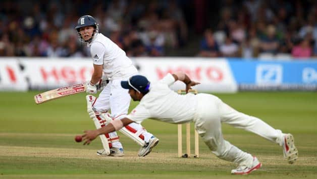 Gary Ballance had a few tough moments in the middle © Getty Images