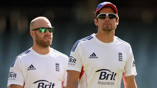 Matt Prior's fitness will be important for Alastair Cook's England © Getty Images