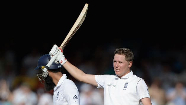 Gary Ballance scored his second Test ton © Getty Images