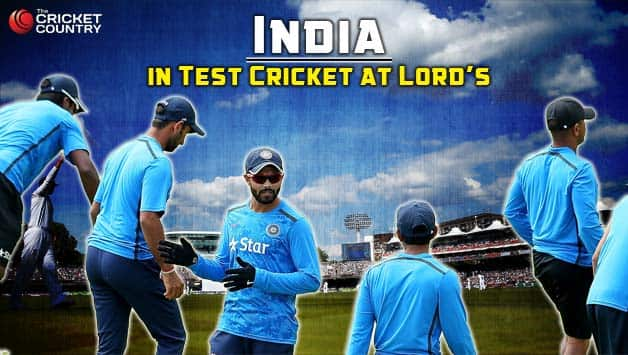 India in Test Cricket at Lord's – A statistical report