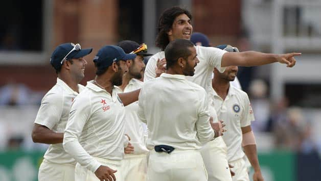 India won the 2nd Test by a margin of 95 runs © Getty Images