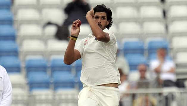 Ishant Sharma took only two wickets in the two tour matches for the Indians © Getty Images