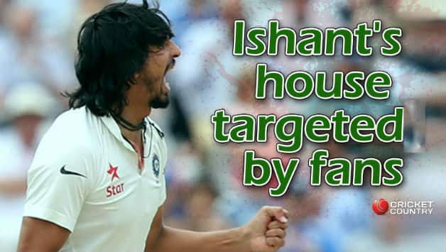 Ishant Sharma's detractors were disappointed with his scintillating performance at Lord's © Getty Images