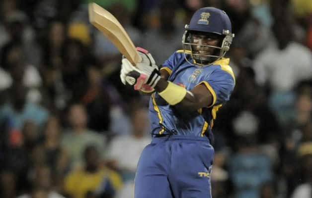 Jonathan Carter top scored for Barbados Tridents © Getty Image