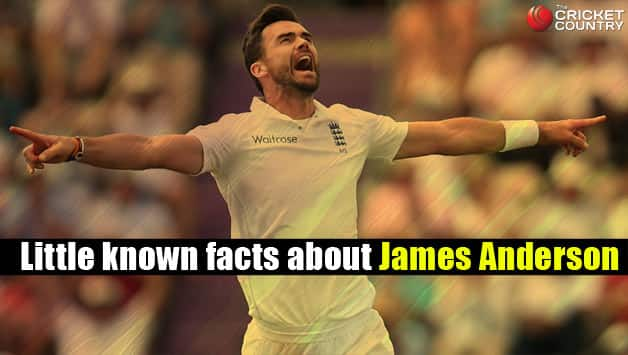 James Anderson has been England's bowling spearhead in recent years © Getty Images