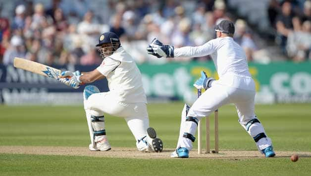 The first Test between India and England ended in a draw © Getty Images
