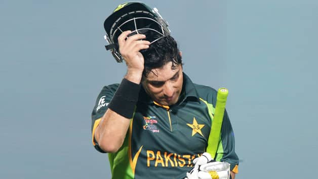 Misbah-ul-Haq is the top run scorer for Pakistan in recent times © AFP