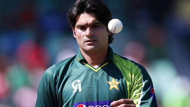 Mohammad Irfan © Getty Images