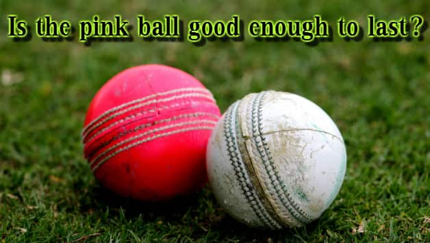 Questions over the quality of the pink ball once it gets old are being asked © Getty Images