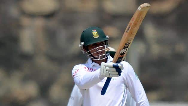South Africa posted a strong total in the first innings © AFP