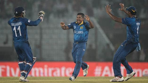 Rangana Herath getting the ball to drift © Getty images