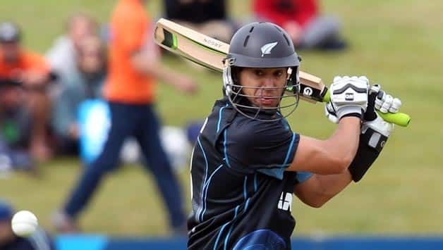Ross Taylor looked in fine touch in the first T20I © Getty Images (File Photo)