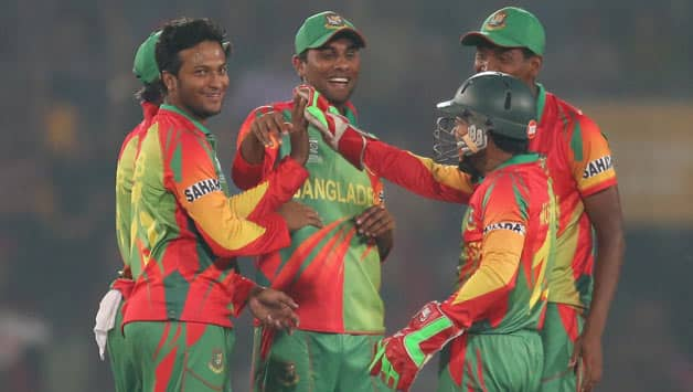 Bangladesh had won the Gold medal at the Asian Games 2010 in China © Getty Images (File Photo)