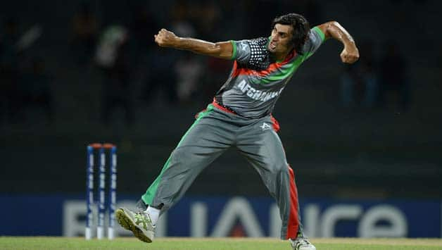 Shapoor Zadran will look to pick up a few early wickets © Getty Images