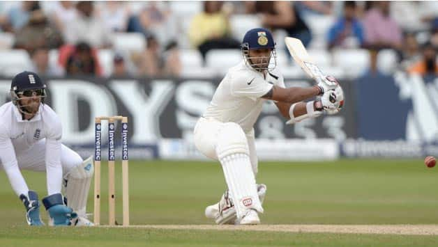 Stuart Binny missed out on a century on Test debut. He was dismissed for 78 by Moeen Ali © Getty Images