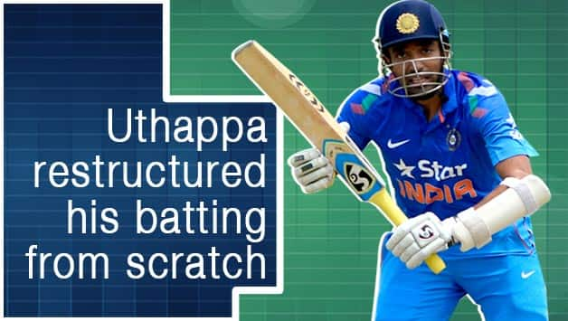 Robin Uthappa © Getty Images