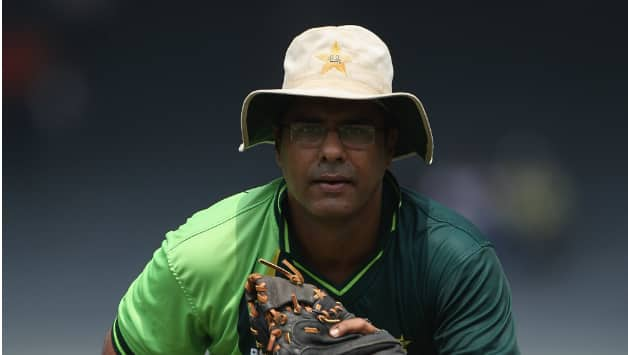 Waqar Younis was reappointed the head coach of Pakistan in June 2014 © Getty Images
