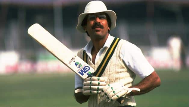 Zaheer Abbas… the first Asian to score 100 First-Class centuries © Getty Images