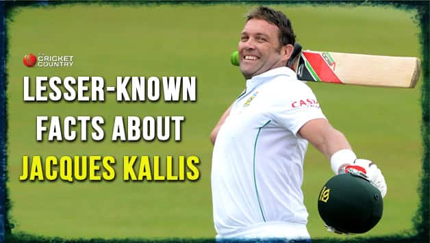 Jacques Kallis was a superb performer for South Africa © Getty Images