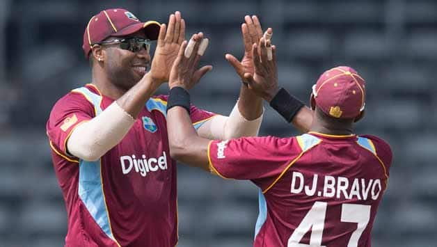 West Indies defeated Bangladesh by 177 runs in the second ODI © AFP