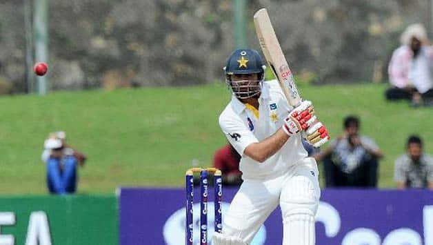 Pakistan's collapse in the second innings allowed Sri Lanka to steal victory at Galle © AFP