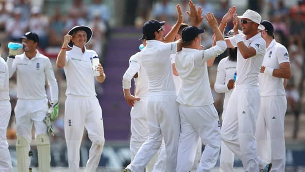 England are looking forward to the 4th Test at Manchester © Getty Images