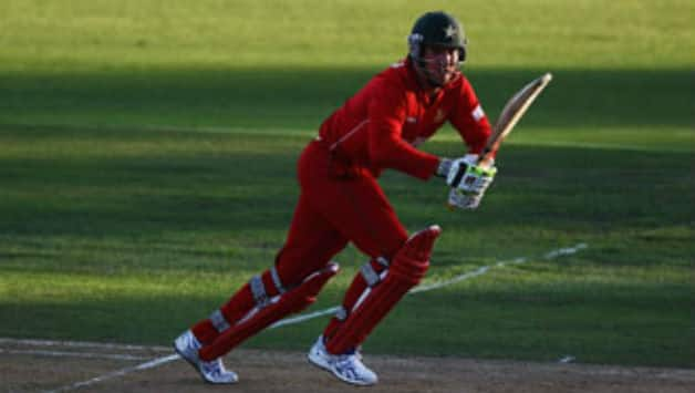Zimbabwe captain Brendan Taylor will be shouldering a lot of responsibilities with the bat and as a skipper © AFP