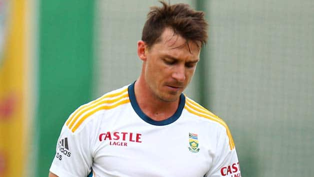 Cricket South Africa have not confirmed whether Dale Steyn's participation in the series will be in doubt due to the injury © Getty Images