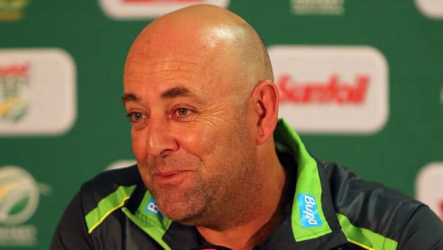 Darren Lehmann warned that Australia might look rusty in first couple of matches © Getty Images