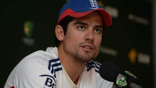 Alastair Cook is the captain of England in the Test and ODI format © Getty Images