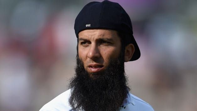 Moeen Ali took six wickets in India's second innings at Southampton © Getty Images